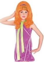 Scooby Doo Girls Daphne Costume