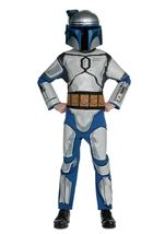 Jango Fett Star Wars CLassic Boys Costume