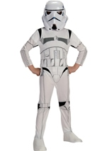 Stormtrooper Classic Boys Star War Costume