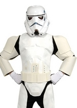 Boys Stormtrooper Star Wars Costume