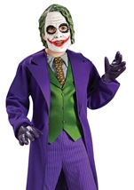 Joker Super Villain Boys Costume