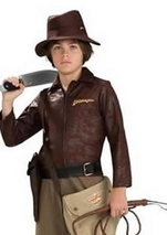 Deluxe Boys Indiana Jones Costume
