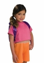 Dora The Explorer Girls Costume