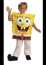 Spongebob Deluxe Boys Costume
