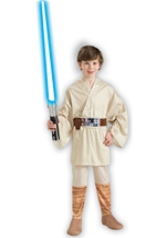 Luke Classic Boys Star Wars Costume