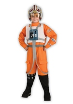Star Wars X-Wing Pilot Boys Costume