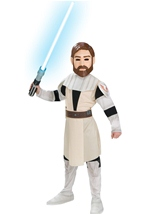 Obi Wan Kenobi Boys Star Wars Costume