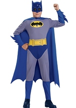 Boys Classic Brave Batman Costume