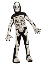 Boys Skeleton Halloween Costume