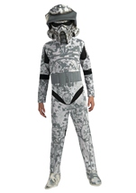 Arf Trooper Star Wars Clone Boys Costume