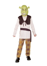Classic Shrek Forever After Kids Costume