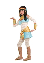 Girls Egyptian Princess Costume