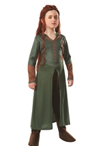 Hobbit 2 Tauriel Girls Costume