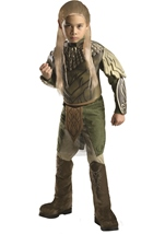 The Hobbit The Desolation of Smaug Legolas Greenleaf Boys Deluxe Costume