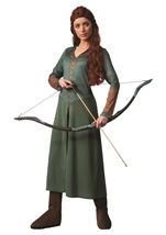 Hobbit 2 Tauriel Women Costume