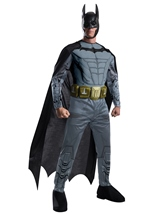 Batman Arkham Franchise Men Batman Deluxe Costume
