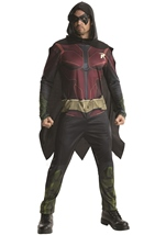 Batman Arkham Franchise Robin Mens Costume
