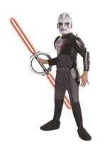 Inquisitor Boys Deluxe Star Wars Costume