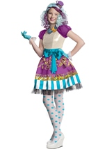 Madeline Hatter Girls Ever After High Costume