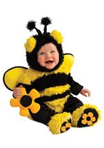 Buzzy Bee Toddler Costume