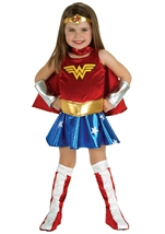 Wonder Woman Girls Toddler Costume