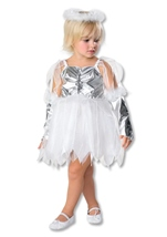 Toddler Girls Angel Deluxe Costume
