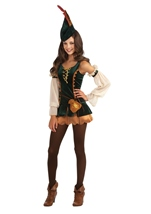 Forest Bandit Tween Girls Halloween Costume