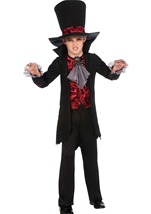 Deluxe Vampire Lord Boys Costume