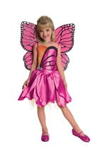 Barbie Deluxe Mariposa Girls Costume