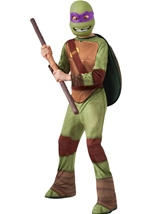Donatello Teeneage Mutant Ninja Turtle Boys Costume