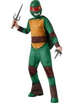 Boys Raphael Mutant Ninja Turtle Costume