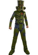 Pacific Rim Boys Cherno Alpha Costume