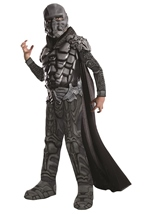Man Of Steel Deluxe General Zod Boys Costume