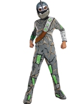 Skylanders Crusher Boys Costume