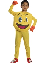 Pac-Man and The Ghostly Adventures Deluxe Pac Kids Costume