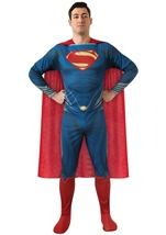 Man Of Steel Super Man Classic Men Costume