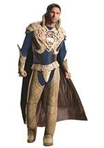 Man Of Steel Deluxe Jor El Men Halloween Costume