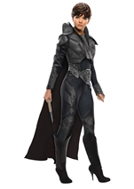 Man Of Steel Sexy Faora Woman Deluxe Costume