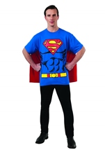 Superman Men Adult Costume