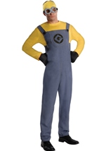 Despicable Me 2 Minion Dave Mens Costume