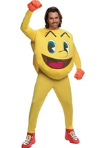 Pac Man and The Ghostly Adventures Deluxe Pac Mens Costume