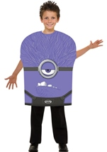 Despicable Me 2 Evil Minion Kids Costume