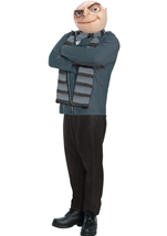 Despicable Me 3 Gru Men Costume
