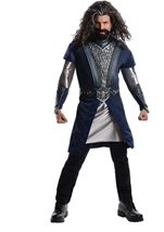 The Hobbit An Unexpected Journey Deluxe Thorin Oakenshield Mens Costume