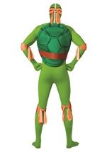 Michelangelo 2nd Skin Bodysuit Halloween Costume