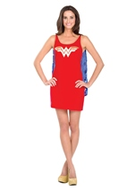 Wonder Woman Tank Dress Woman Costume