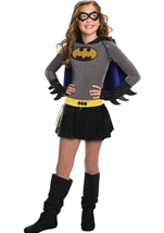 Kids Batgirl Dress Girls Costume