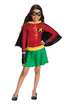 Kids Robin Dress Girls Costume