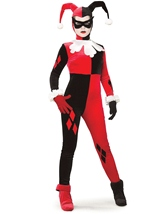 Gotham Girls DC Comics Harley Quinn Women Costume