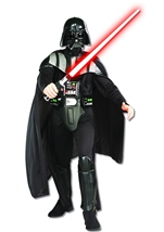 Deluxe Darth Vader Mens Star Wars Costume